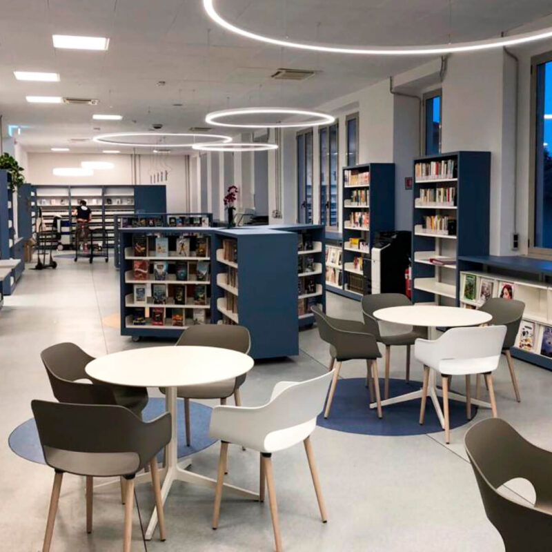 Biblioteca Inzago