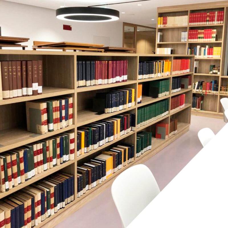 Biblioteca dell'Università Cattolica del Sacro Cuore a Milano