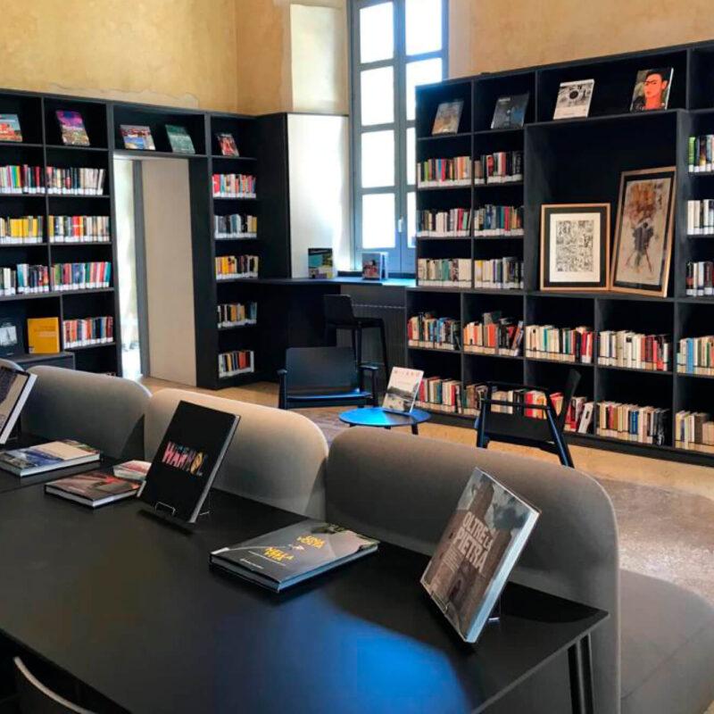 Biblioteca Vanzago